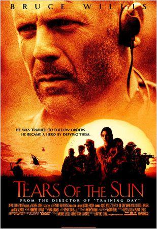 Poster do filme Lágrimas do Sol